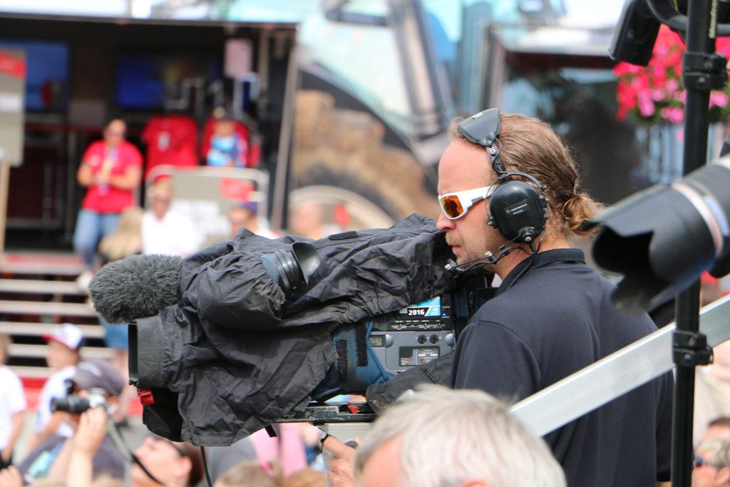 Ahveniston juhlakilpailua voit seurata suorana Moottoriurheilu.tv:n Youtube-kanavalla. Kuva: AKK